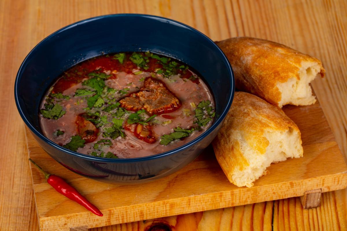 Как приготовить суп харчо / depositphotos.com