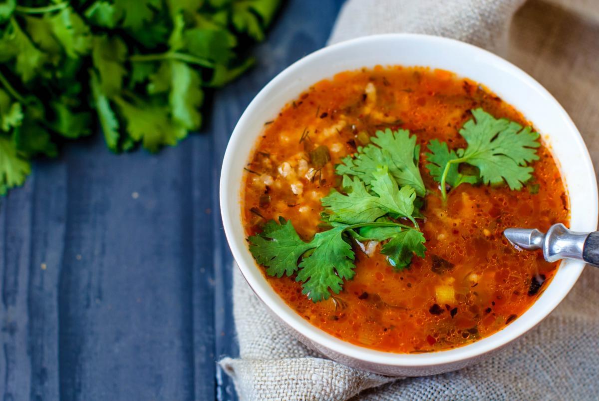 Рецепт классического супа харчо / depositphotos.com