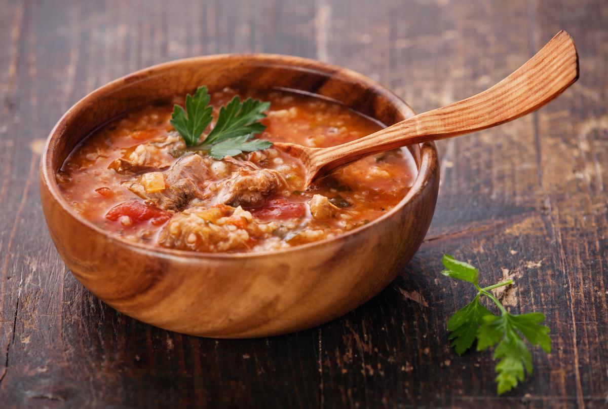 Ароматный суп харчо из говядины / depositphotos.com