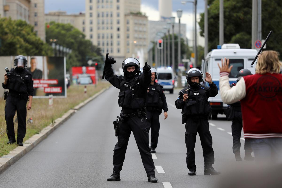 Полиция задержала захватчика заложников в Баварии / фото REUTERS