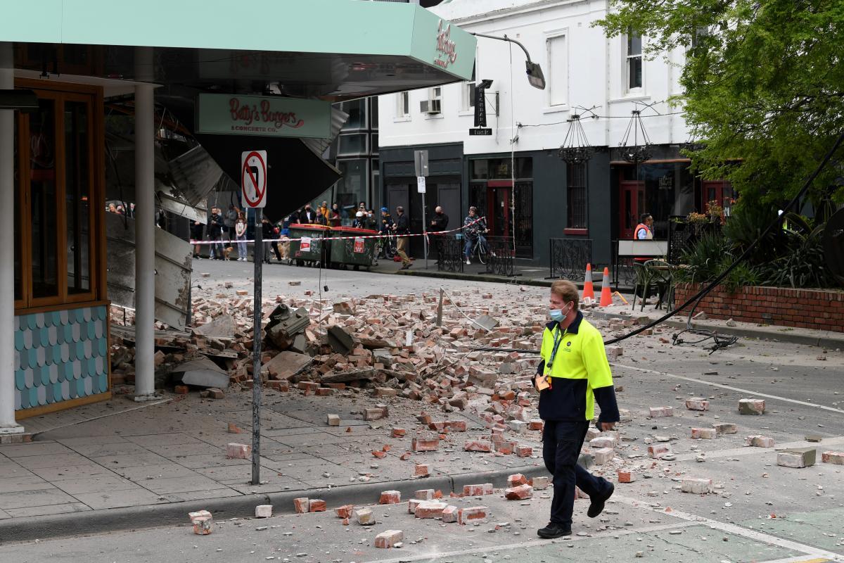 В Австралії стався потужний землетрус / фото REUTERS