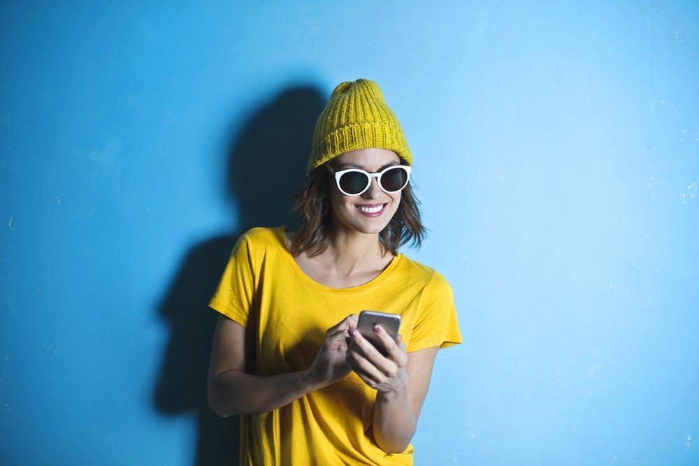 Модная шапка 2021 / pexels.com