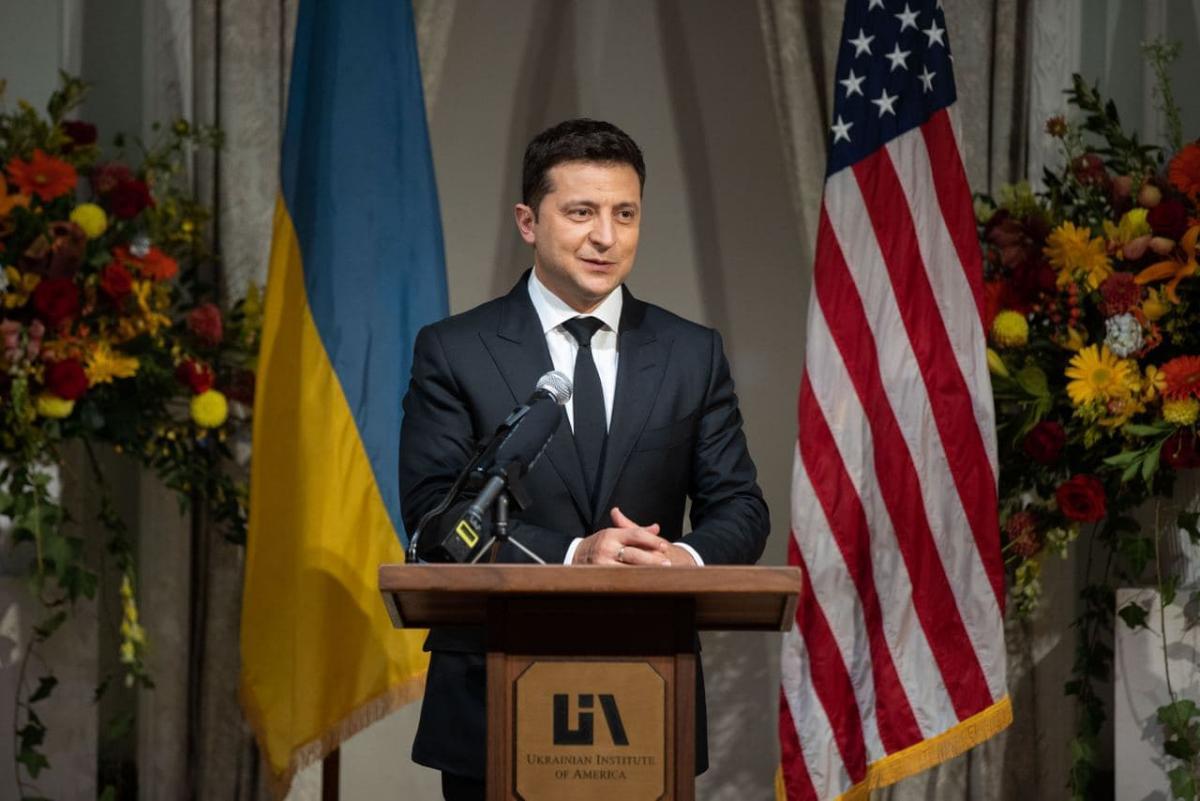 Зеленський заявив, що НАТО необхідна Україні /фото president.gov.ua