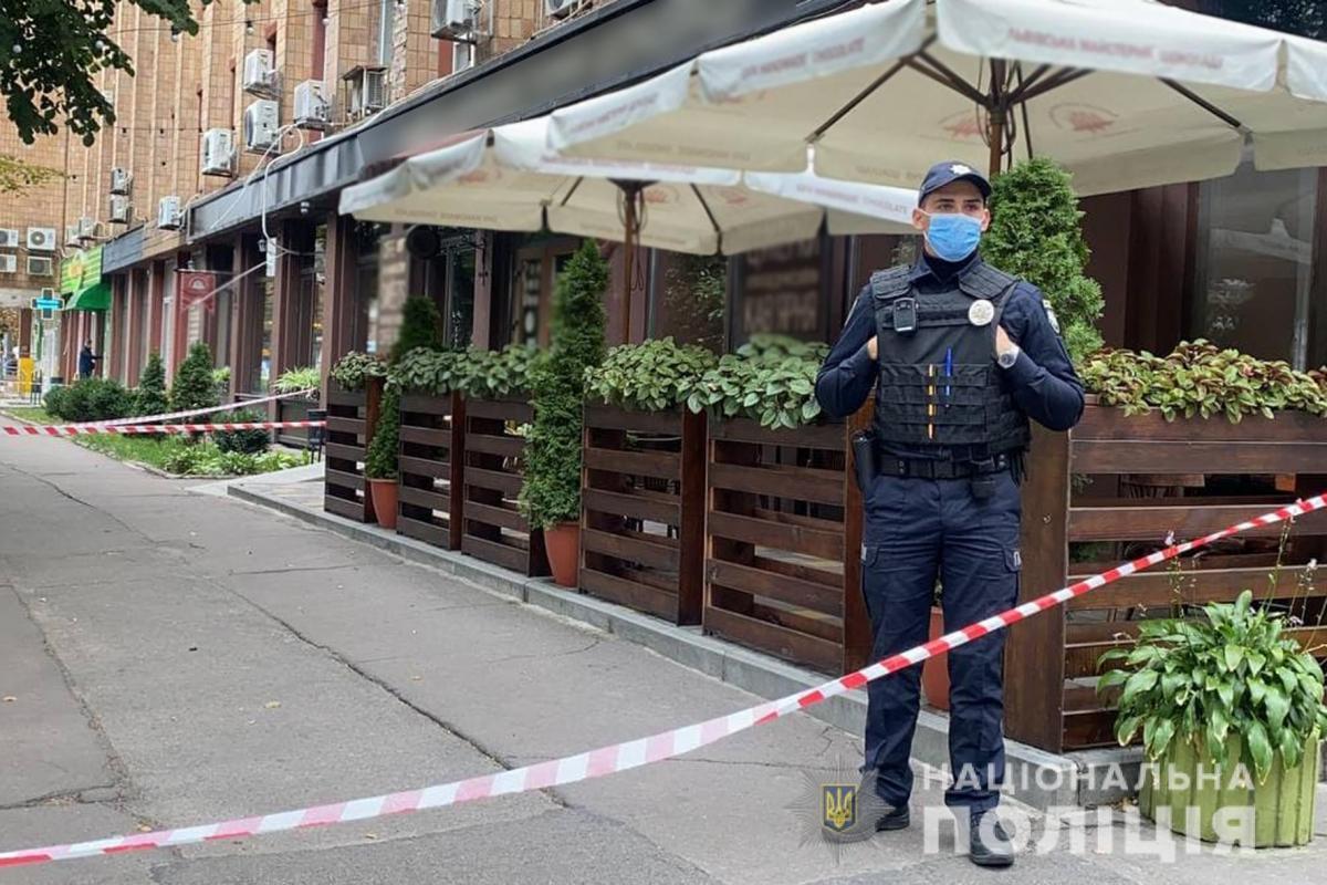 Убитым мужчиной в Черкассах оказался гражданин Козлов Михаил Владимирович 1977 года рождения / facebook.com/cherkasypolice