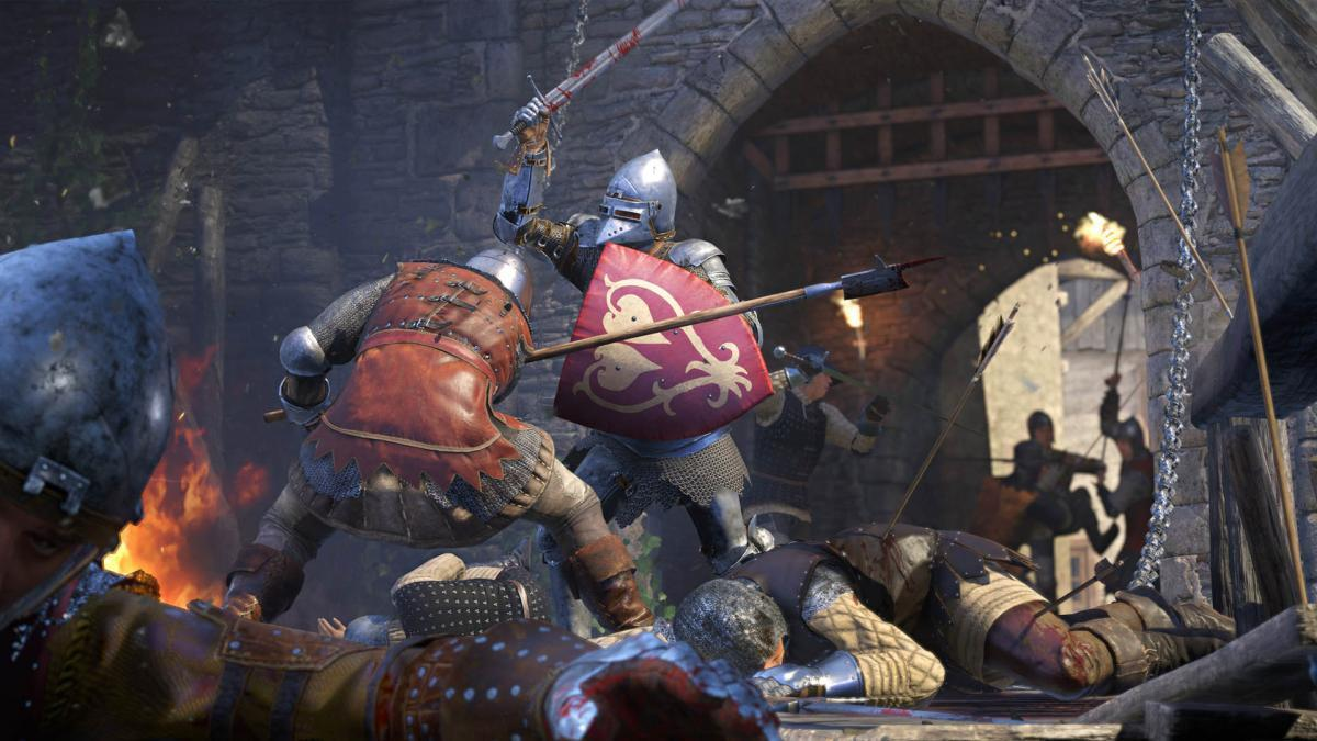 По мотивам Kingdom Come: Deliverance выйдет настольная игра /фото Warhorse Studios