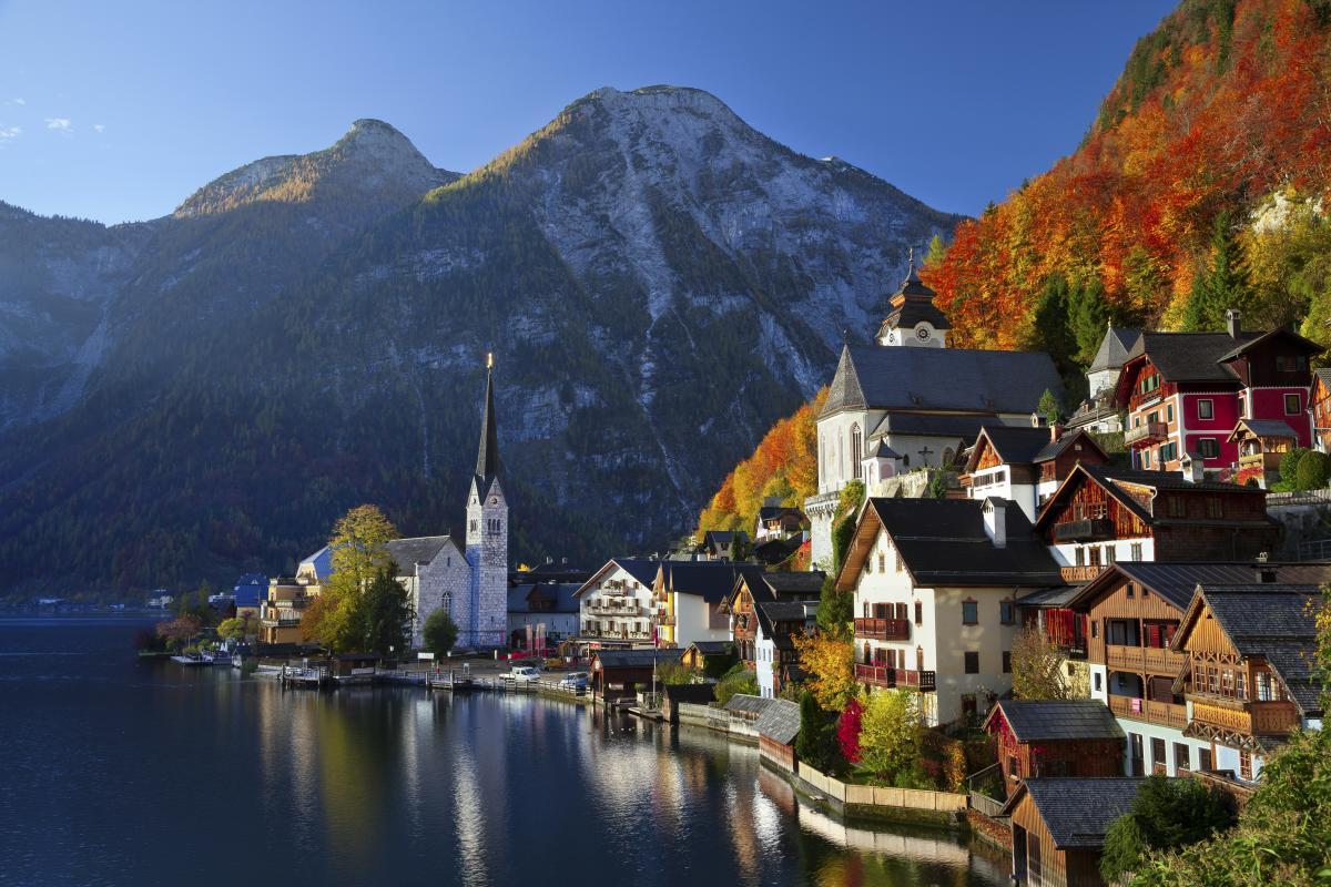 Халльберг, Австрия / depositphotos.com