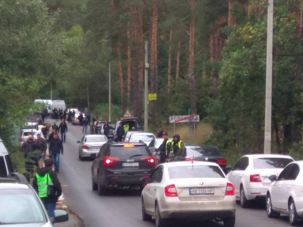 Цель покушения - попытка запугать Зеленского, считают в МВД / фото УНИАН