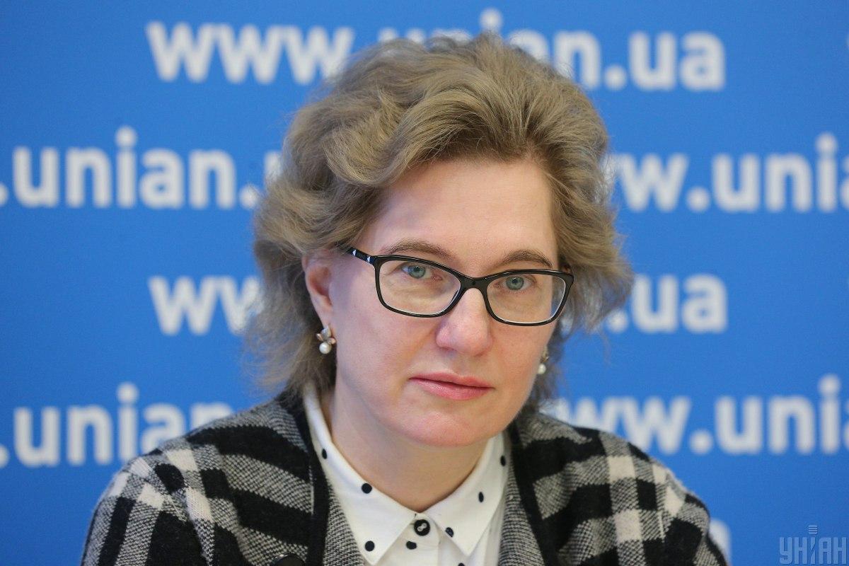 Локдаун може бути ефективним тільки за однієї умови, вважає Ольга Голубовська / УНІАН