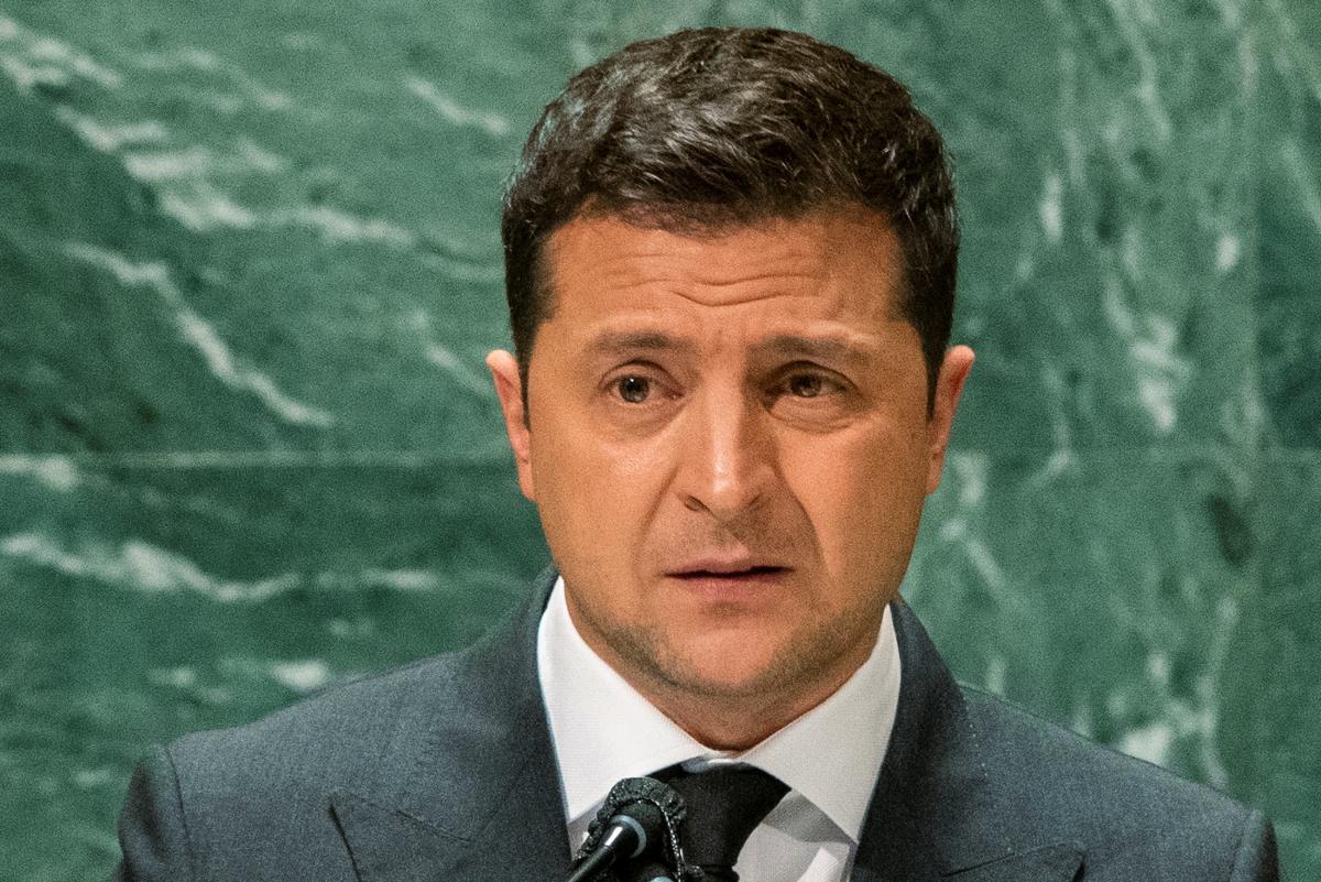 Зеленський заговорив російською в ООН/ фото REUTERS
