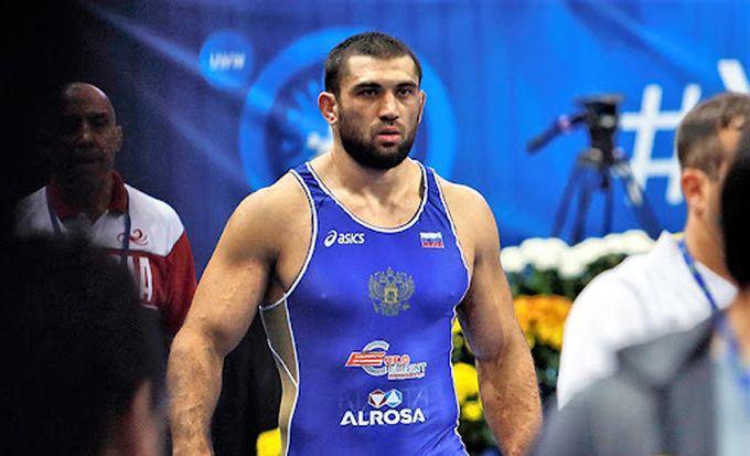 Билял Махов попался на допинге / фото wrestdag.ru
