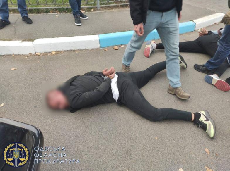 В Одесской области задержали членов банды, сообщили в СБУ / фото od.gp.gov.ua