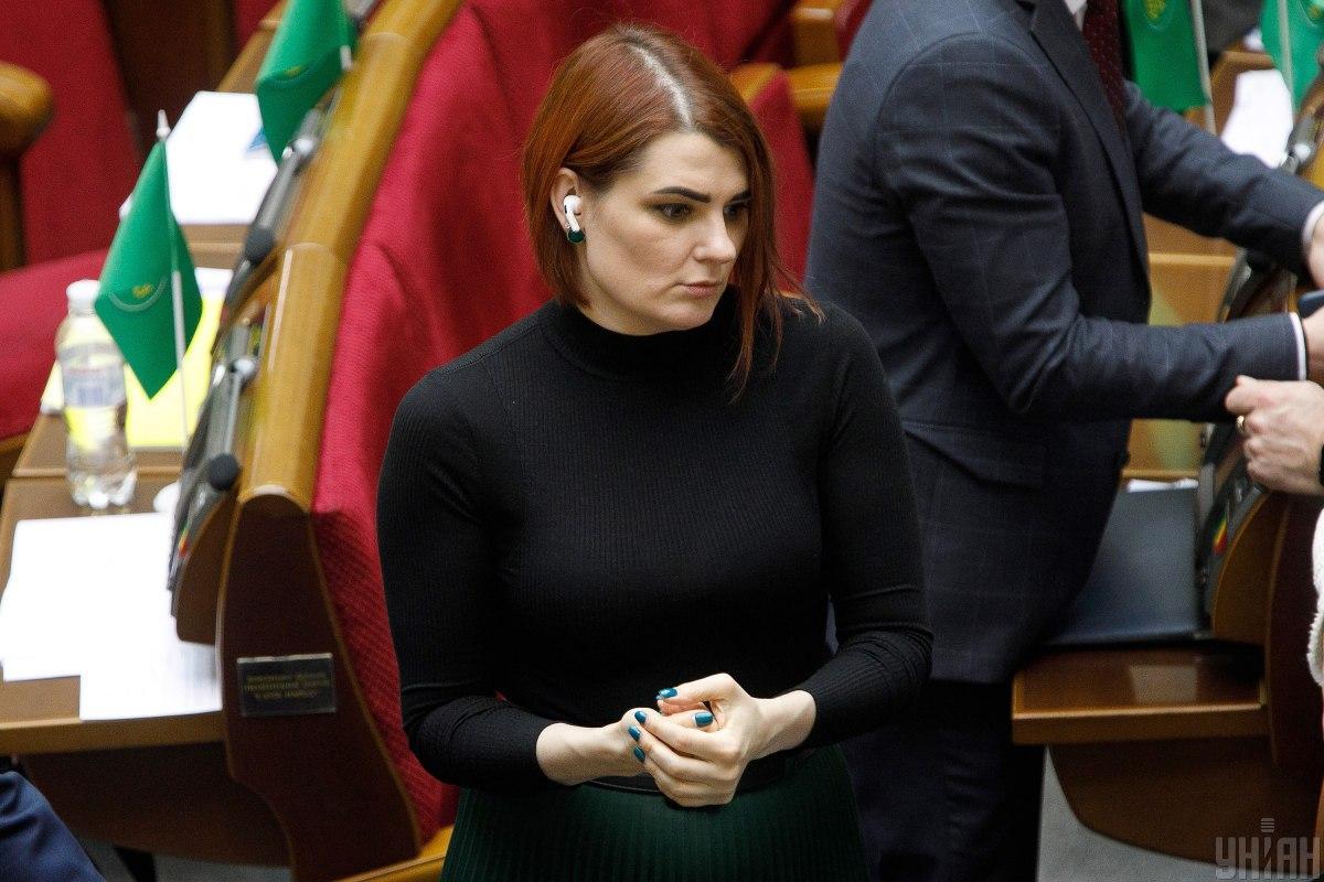 Буймістер не підтримала законопроект про деолігархізацію / Фото УНІАН, Олександр Кузьмін