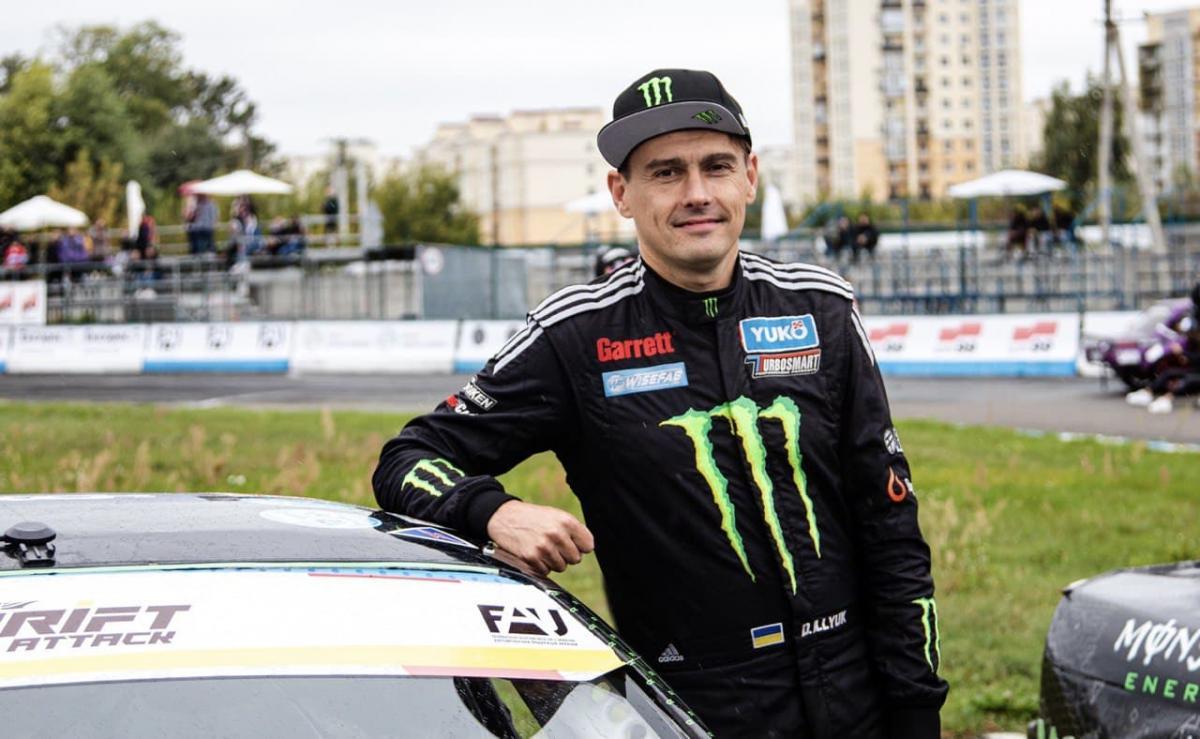 Дмитрий Иллюк, победитель финального этапа чемпионата Украины по дрифту 2021