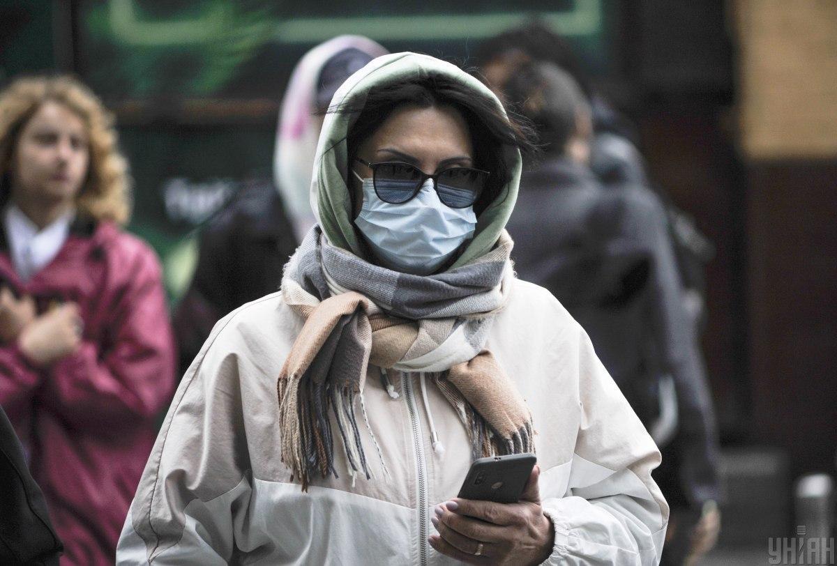 В октябре в Украине больницы могут быть переполнены больнымикоронавирусом, предупредила эпидемиолог / фото УНИАН
