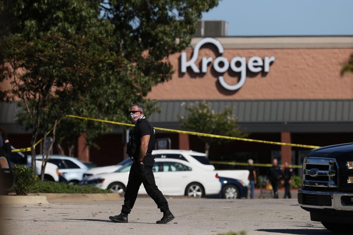 У супермаркеті Kroger у США розстріляли людей / фото REUTERS