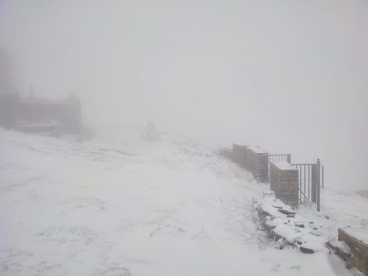 У Карпатах дме потужний вітер / фото Чорногірський гірський пошуково-рятувальний пост
