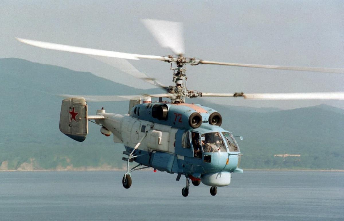 У Росії розбився вертоліт ФСБ / фото t.me/bazabazon