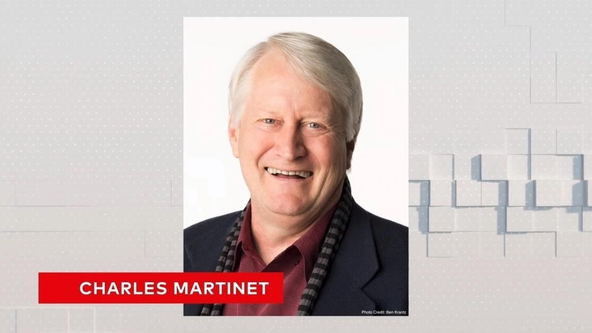 Чарльз Мартіні / фото Nintendo