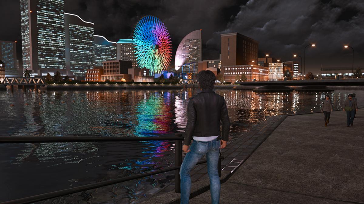 Lost Judgment зачіпає багато актуалних проблем Японії / скріншот