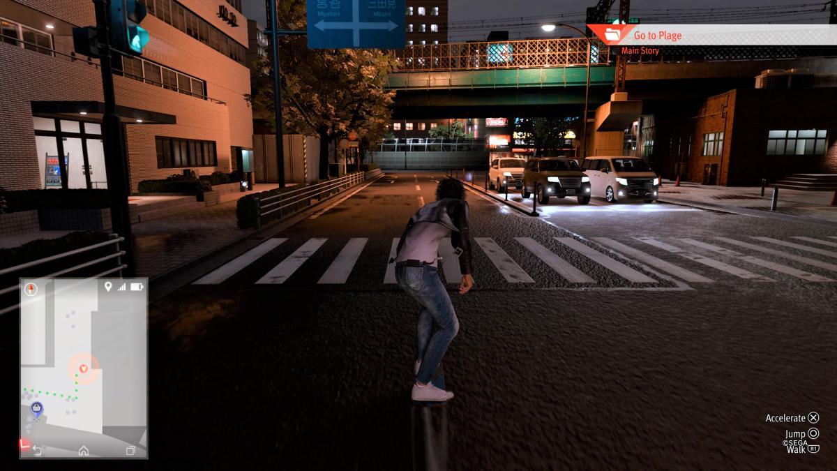 Скейтборд допомагає швидше пересуватися містом / скріншот