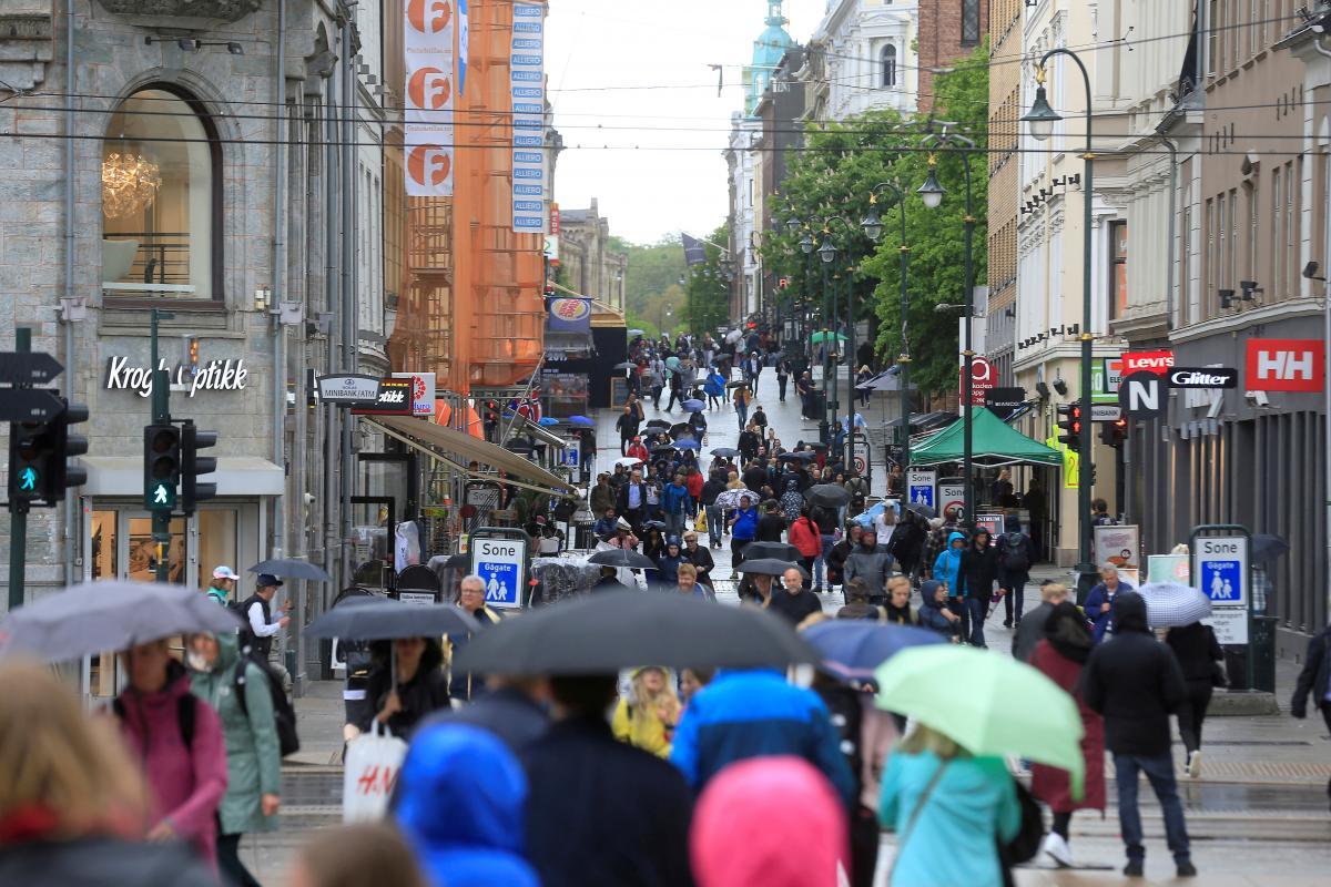 Життя в Норвегії відновиться майже до того рівня, як це було до спалаху пандемії / фото REUTERS