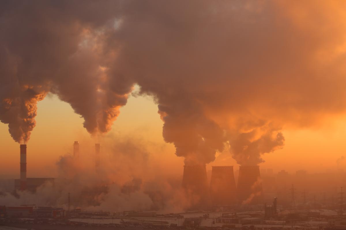 Загрязнение воздуха ежегодно вызывает 7 миллионов преждевременных смертей / фото ua.depositphotos.com