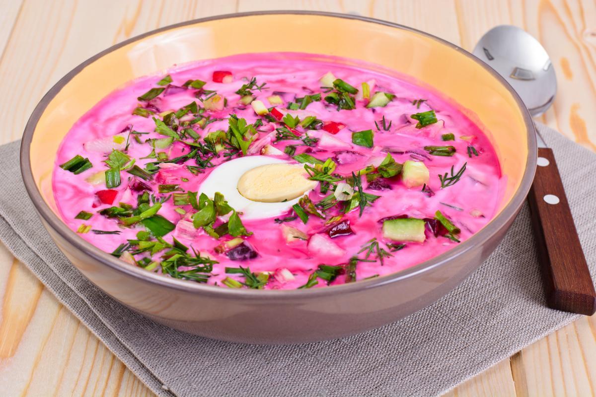 Свекольник - вкусные рецепты / depositphotos.com