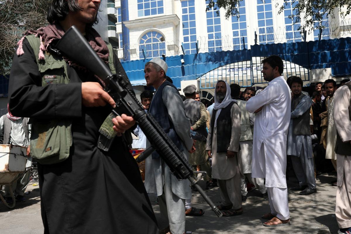 """""""Талібан"""" розглядає ЗМІ як спосіб розповсюдження своїх ідей / фото REUTERS"""