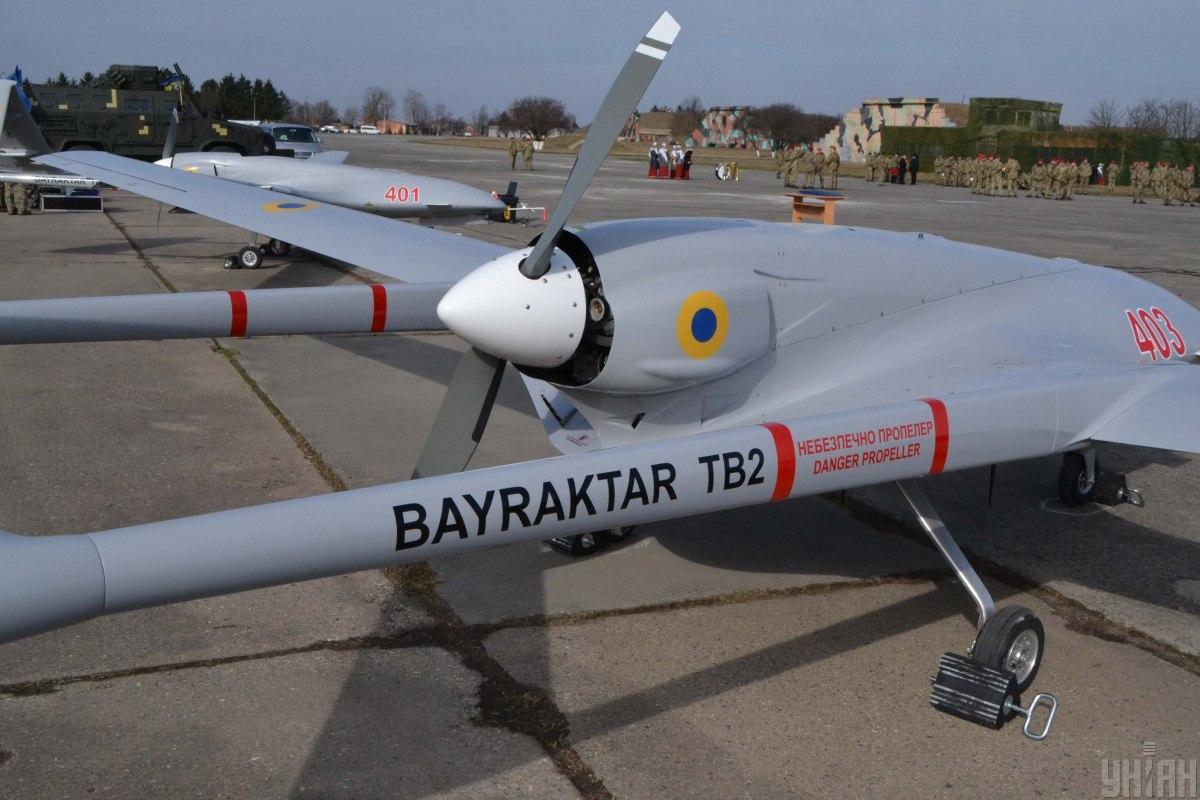 Головнокомандувач ЗСУ розповів, як в нашій державі використовують турецькі безпілотники Bayraktar / ілюстративне фото УНІАН