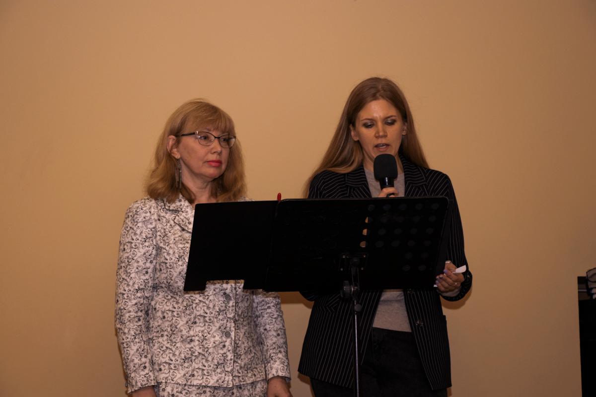 Олена Іщенко та Ірина Радченко