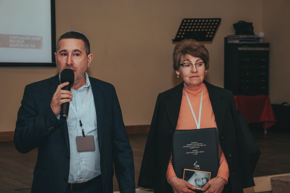Павло Козленко та Тетяна Ковальова