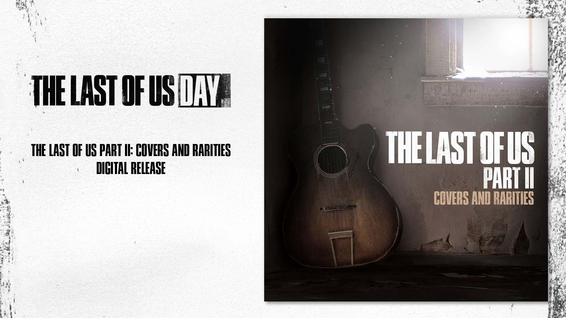 Альбом The Last of Us Part II : Covers and Rarities / фото Naughty Dog