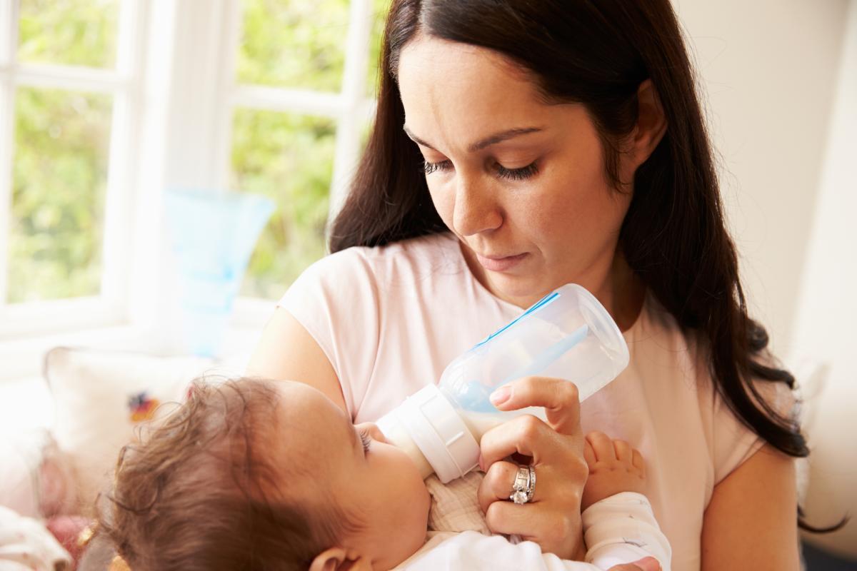 В организмах младенцев обнаружили повышенное количество микропластика / фото ua.depositphotos.com