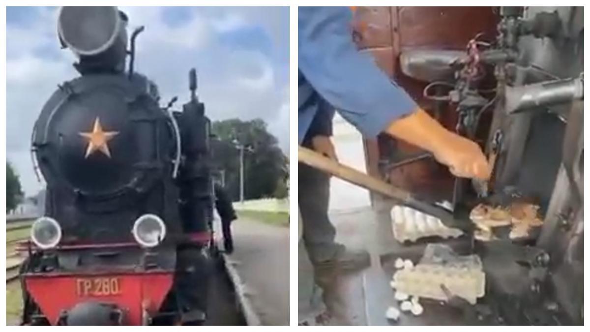Процес приготування їжі показали на відео / колаж УНІАН