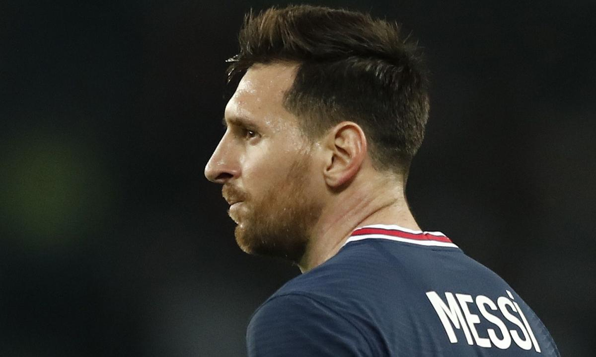 Лео Месси готов сыграть против Ман Сити / фото REUTERS