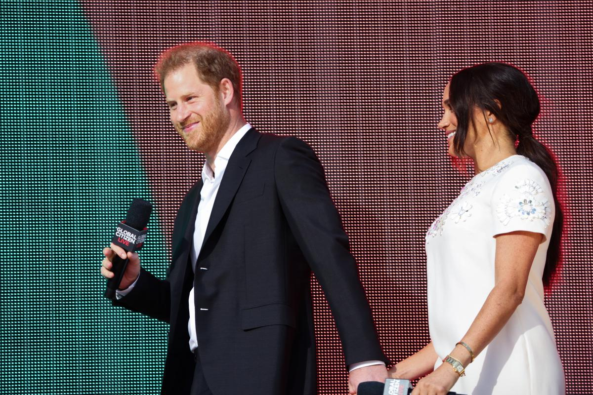 """Принц Гарри признался, что первым словом его сына было """"папа"""" / Фото: REUTERS"""