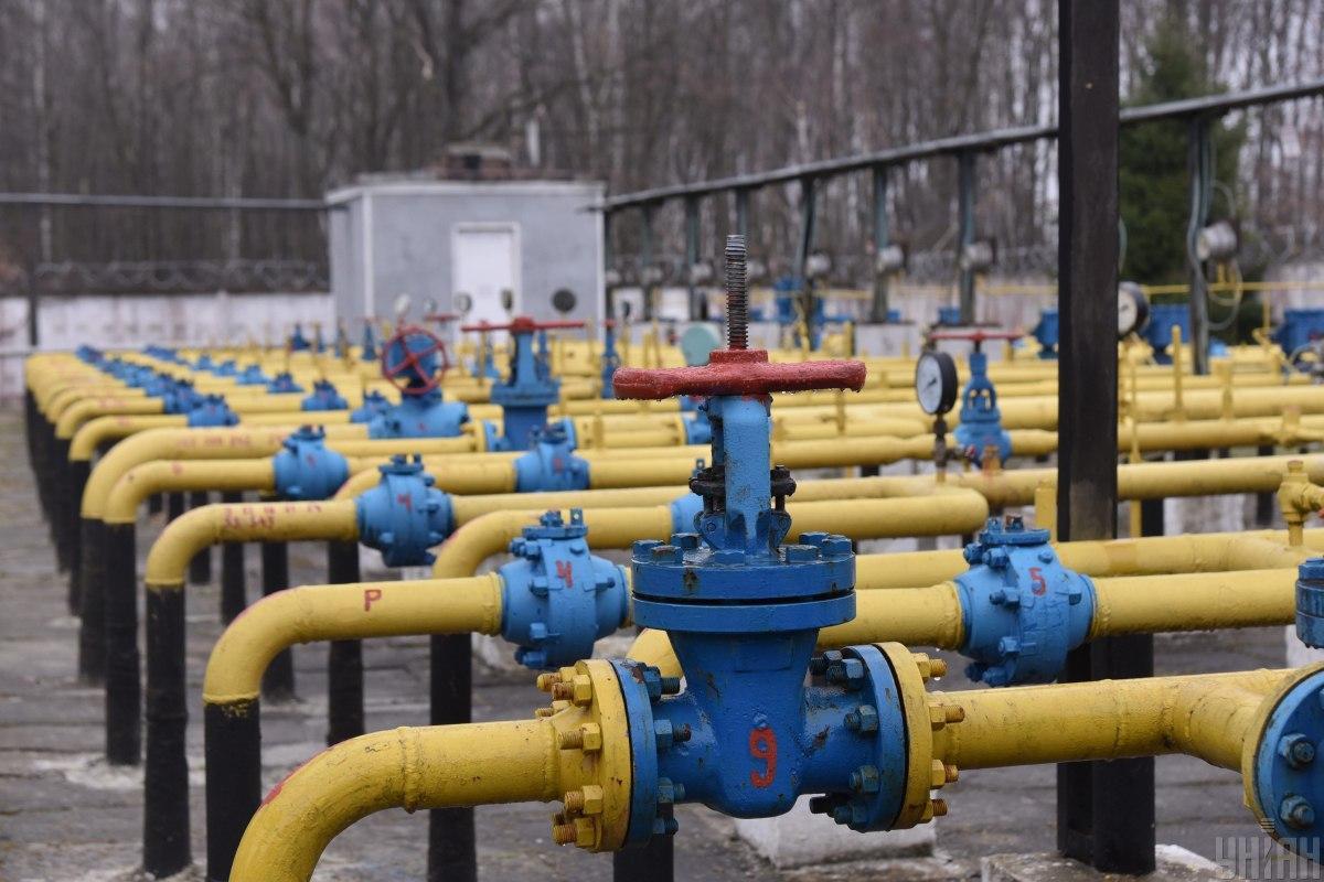 РФ готова говорить о прямых поставках газа в Украину, сказал Дмитрий Песков / УНИАН