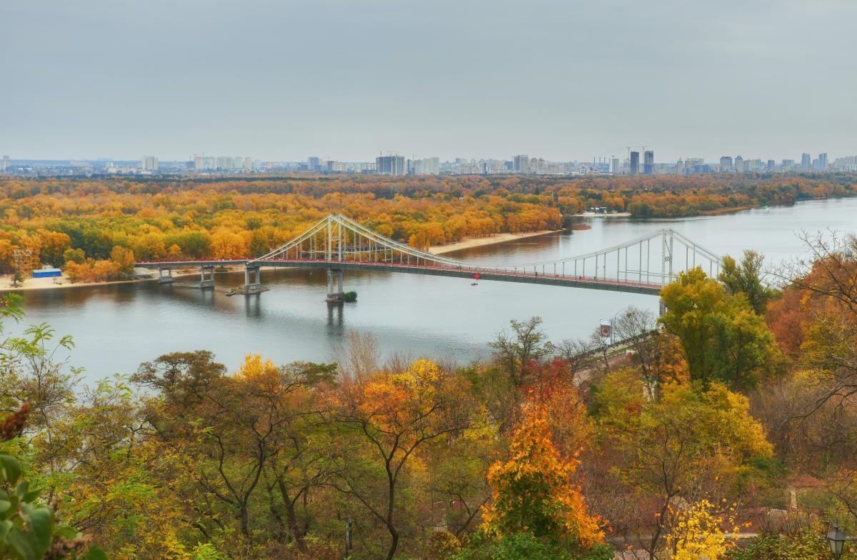 В Украину сунут дожди / фото ua.depositphotos.com