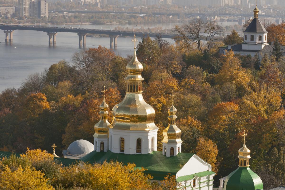 Київ знову потрапив до списку міст з найбруднішим повітрям /фото ua.depositphotos.com