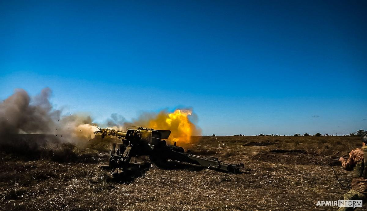 """Учения """"объединенные усилия-2021"""" подготовлены полностью по стандартам НАТО / armyinform.com.ua"""