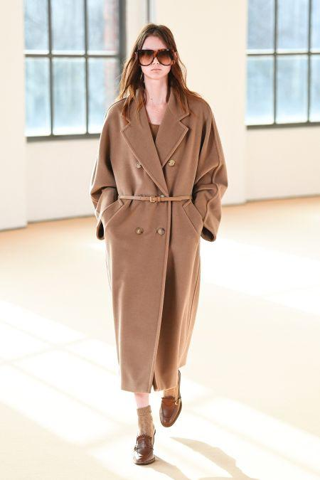 Модні пальта 2021 / фото Max Mara
