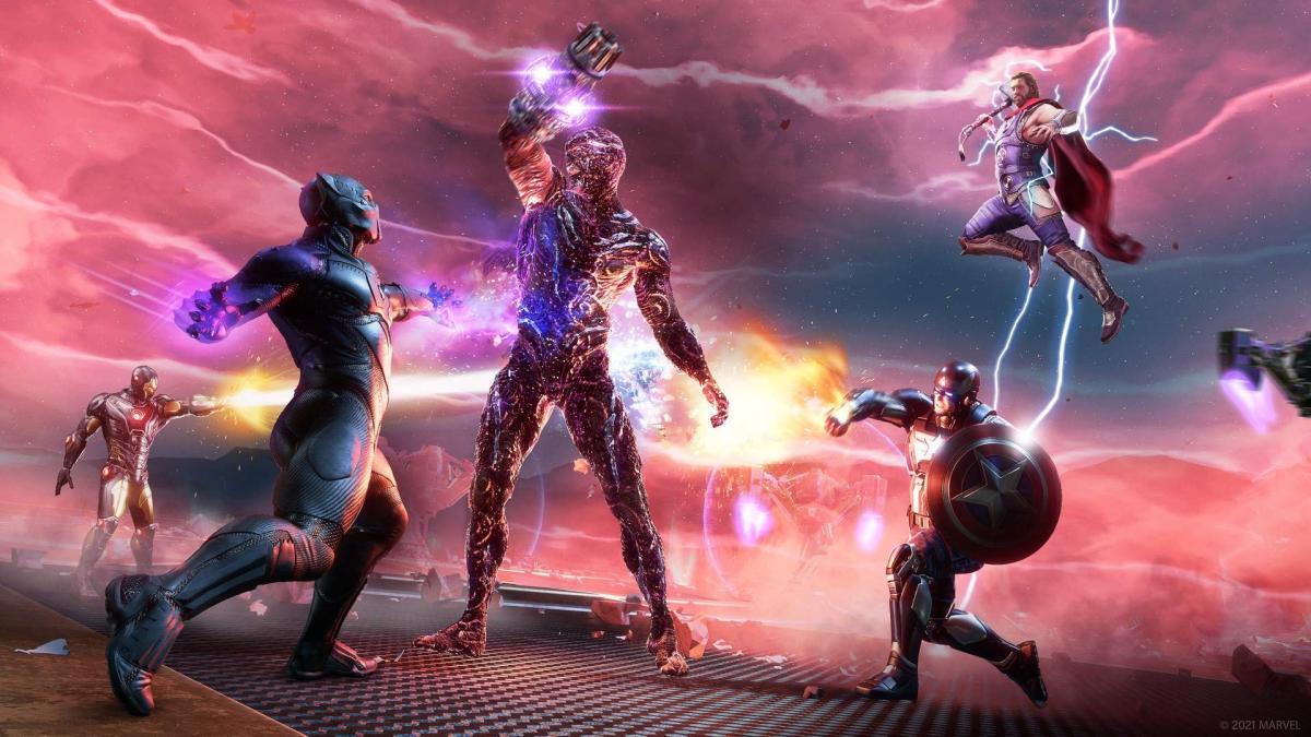 Marvel's Avengers /фото Square Enix