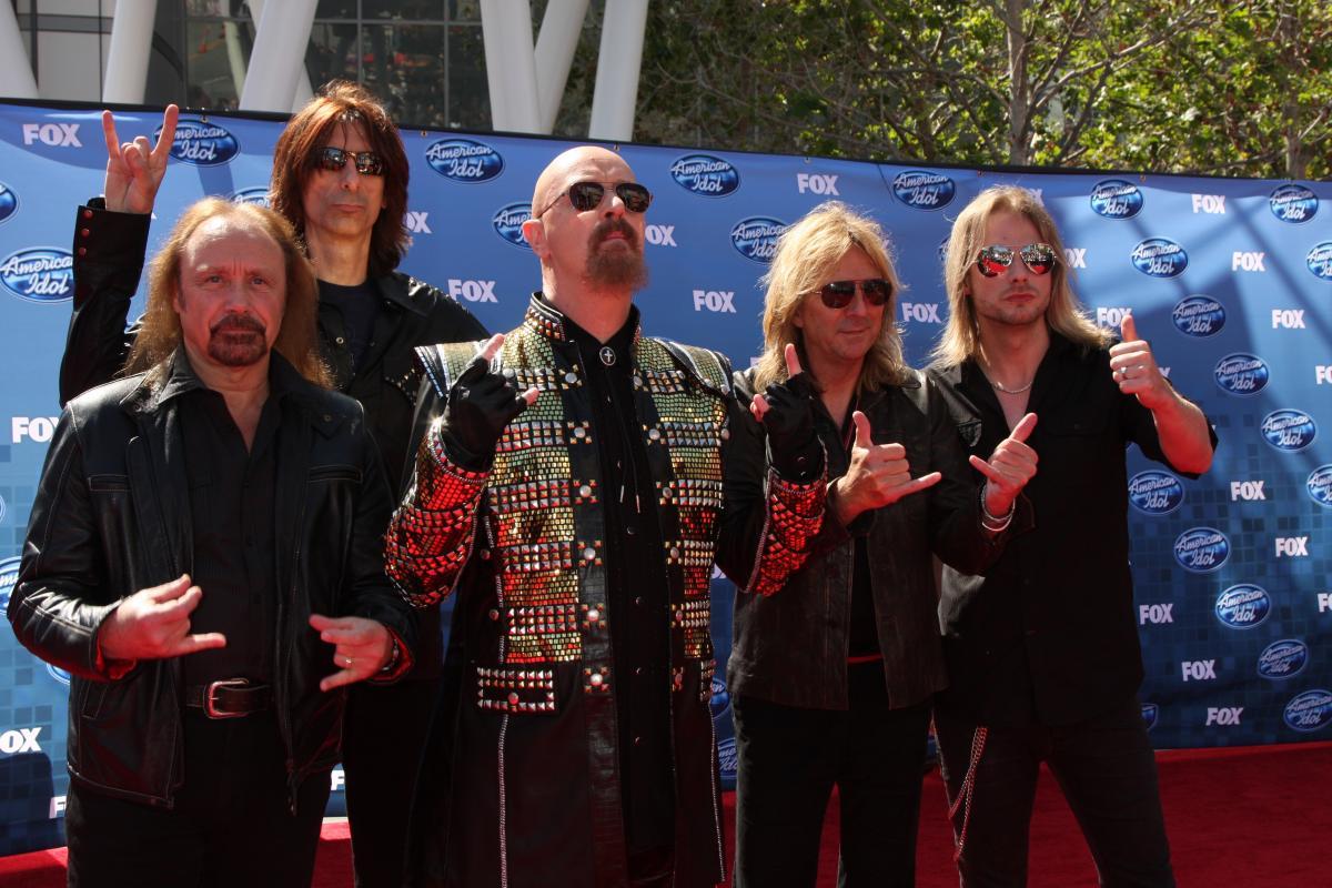 Группа Judas Priest / фото ua.depositphotos.com