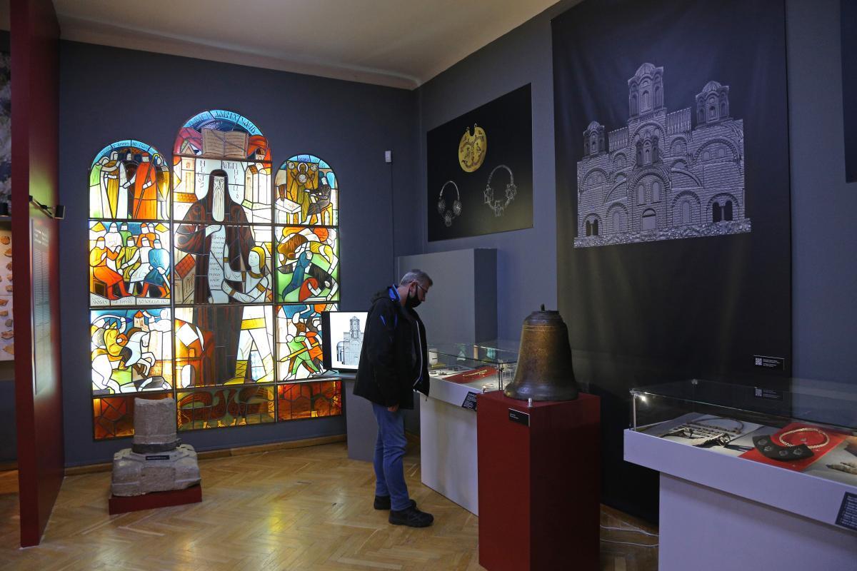 Історія Десятинної церкви відбиває всю історію Київської Русі / фотоВіктор Ковальчук
