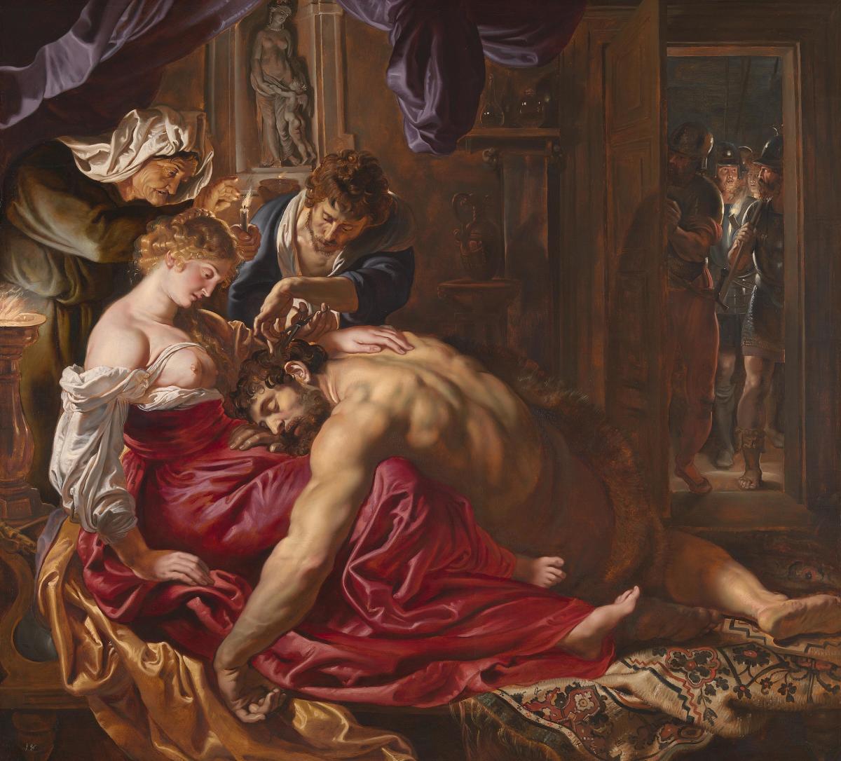 Известное полотно Рубенса оказалось лишь репликой / фото Wikipedia