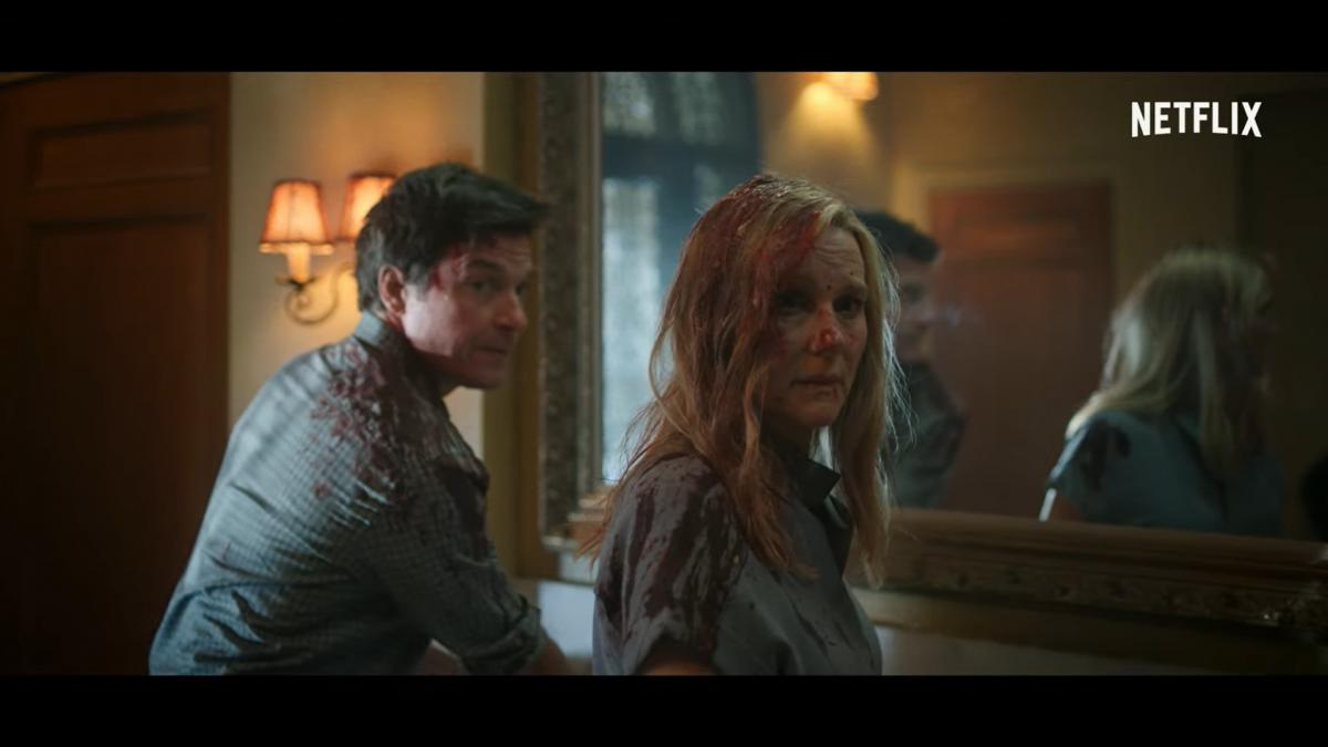 """Как первый, так и второй эпизоды выйдут в2022 году/ скриншот из 4 сезона сериала """"Озарк"""""""