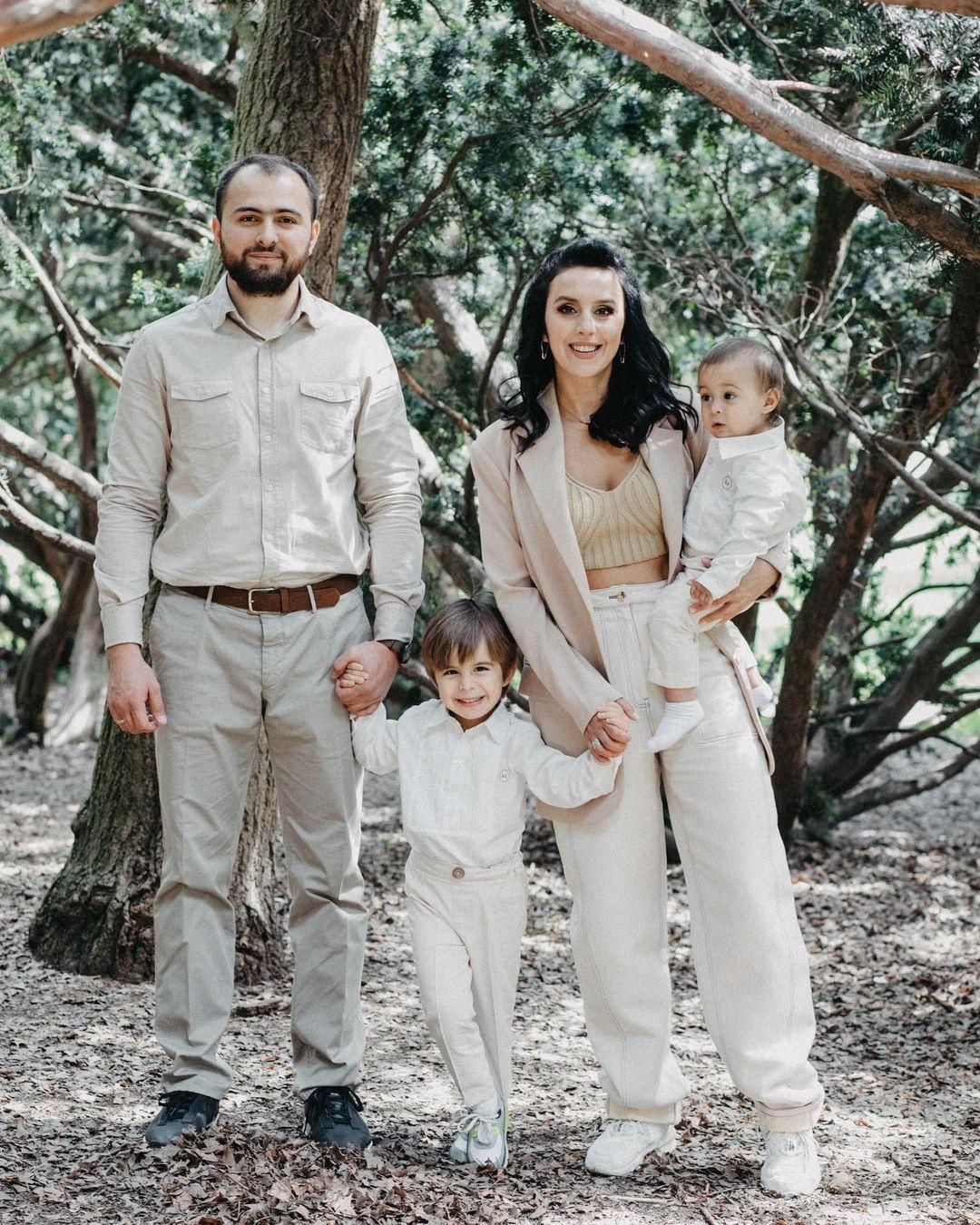 Джамала с супругом и сыновьями / instagram.com/jamalajaaa