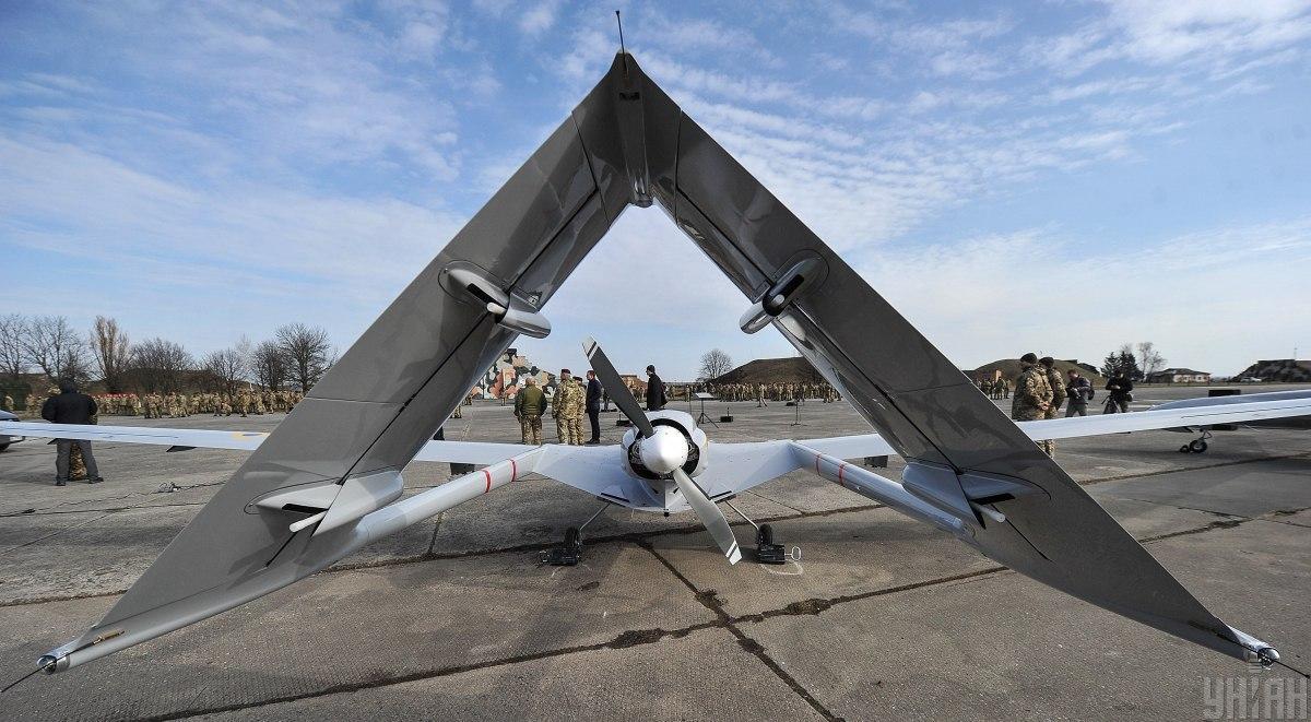 Возле Василькова создадут центр для модернизации турецких дронов / иллюстративное фото УНИАН