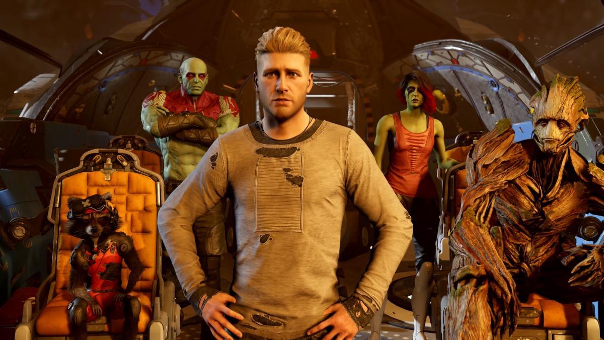 Guardians of the Galaxy /скріншот