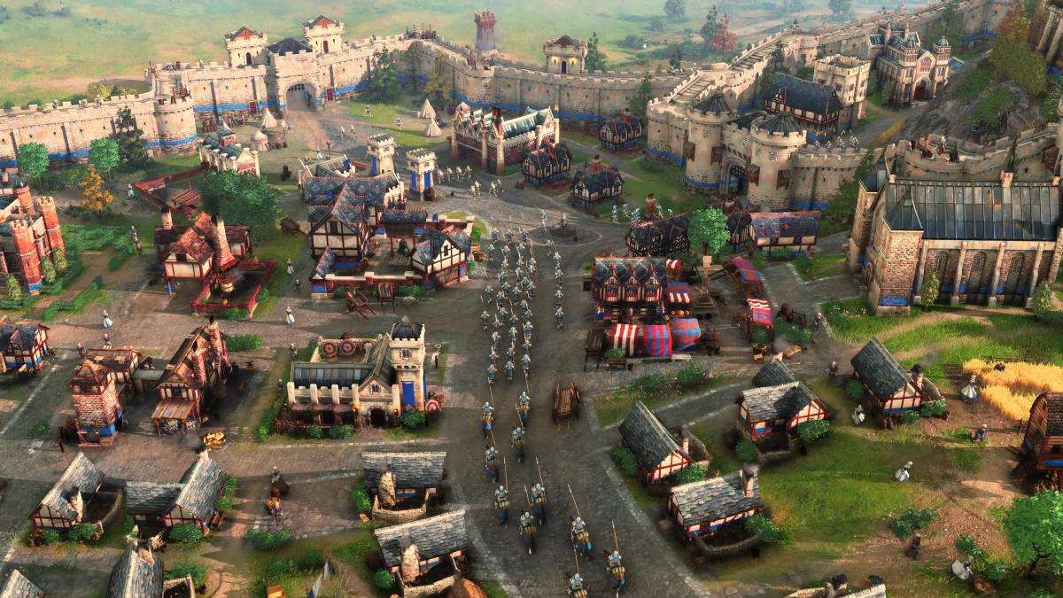 Age of Empires IV / скриншот